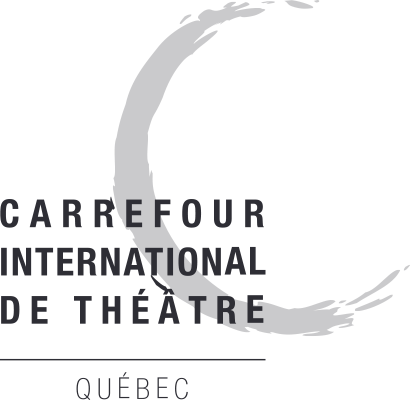 Logo du carrefour international de theatre